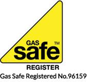 Gas Safe Register. Registered No.96159