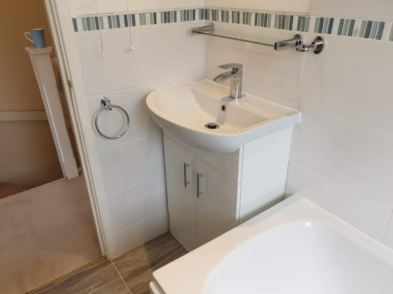 Bathroom Conversion in Romsey