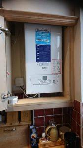 Baxi Combination Boiler Installation